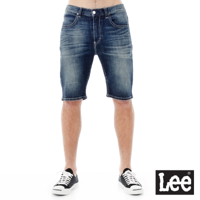 Lee Urban Riders 牛仔短褲-男款-藍