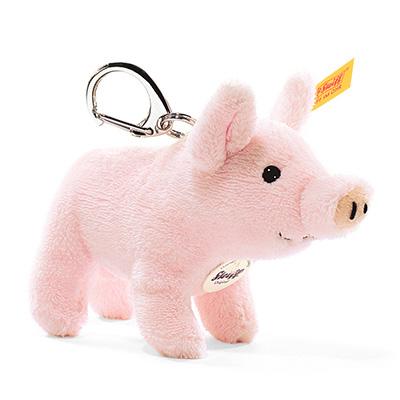 STEIFF德國金耳釦泰迪熊 - 經典吊飾 Piglet