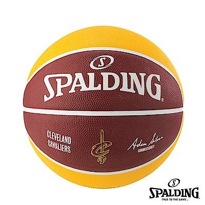 SPALDING 斯伯丁 NBA 隊徽球 騎士 Cavaliers 籃球 7號