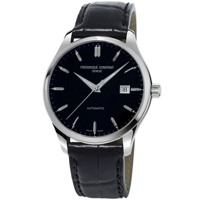 康斯登 CONSTANT CLASSICS百年經典系列INDEX腕錶 -40mm