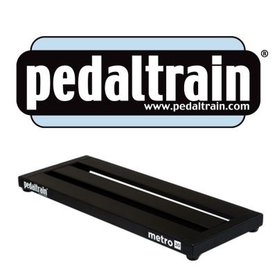 PEDALTRAIN Metro 20 HC 效果器板+硬盒