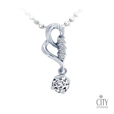 City Diamond『繾綣春天』33分鑽墜_5K0131