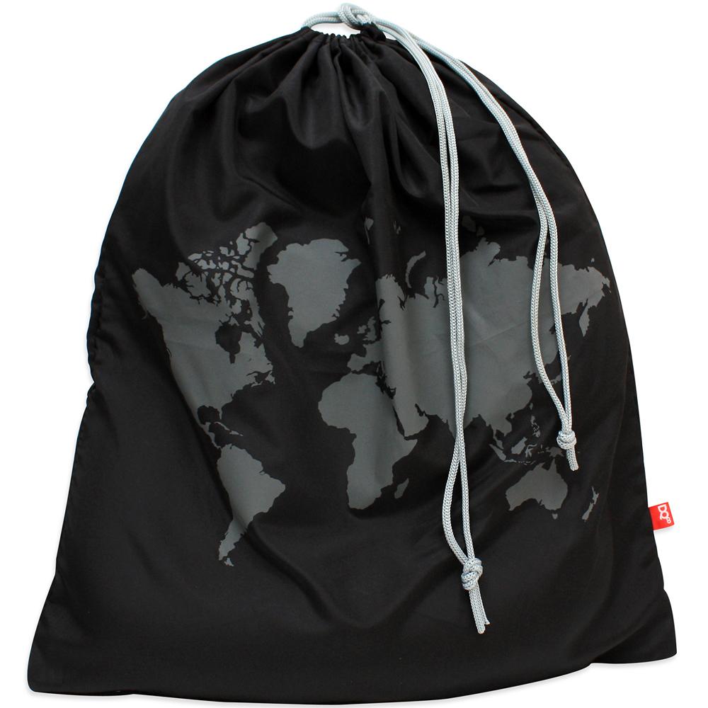 DQ 髒衣束口袋(地圖)