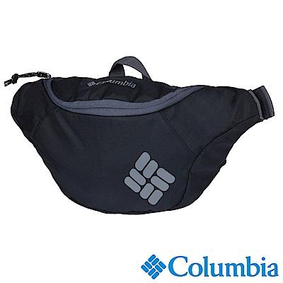 Columbia哥倫比亞  2L經典LOGO腰包-黑色 UUU12320BK