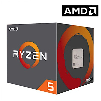 AMD-Ryzen-5-1400-3-2GHz四核