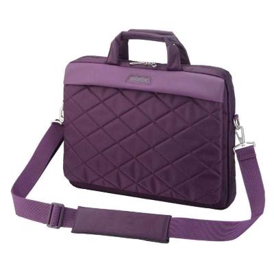 SUMDEX 14.1吋雅緻電腦公事包-紫水晶 PON-324VT