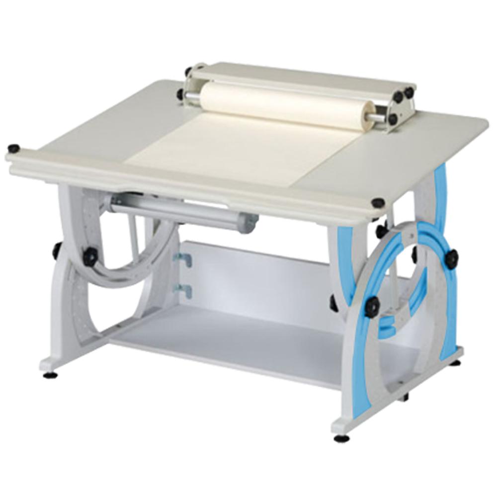 時尚屋 KIWI兒童成長多功能繪圖筆槽書桌DF100-A