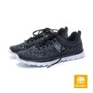 達芙妮DAPHNE ShoeBox系列 休閒鞋-網布綁帶幾何運動休閒鞋-黑