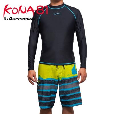 美國巴洛酷達Barracuda KONA81 男用抗UV防曬水母衣