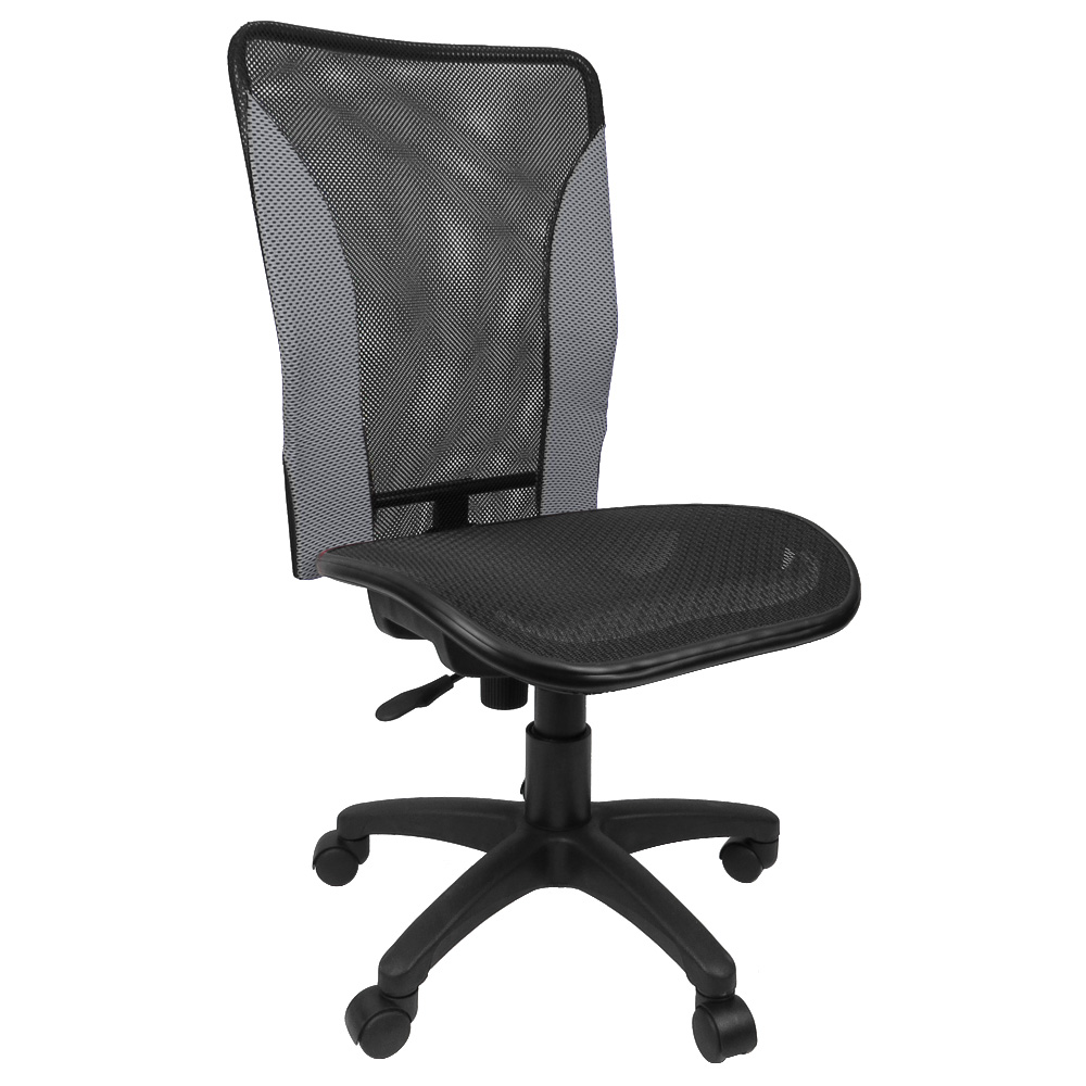 邏爵LOGIS 巧達網布涼爽椅/辦公椅/電腦椅4色