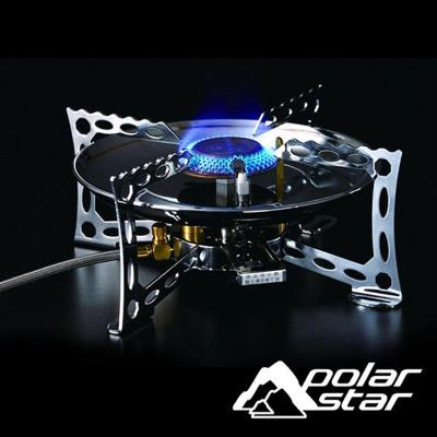 PolarStar 超大休閒爐 瓦斯爐 (超大火力 安全裝置 附轉接頭) PX380-1