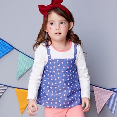 Disney baby 歡心米妮假二件式上衣 (共2色)