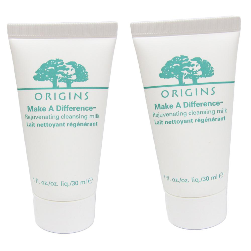 ORIGINS 品木宣言 扭轉乾坤賦活保濕潔顏乳(30ml*2入)