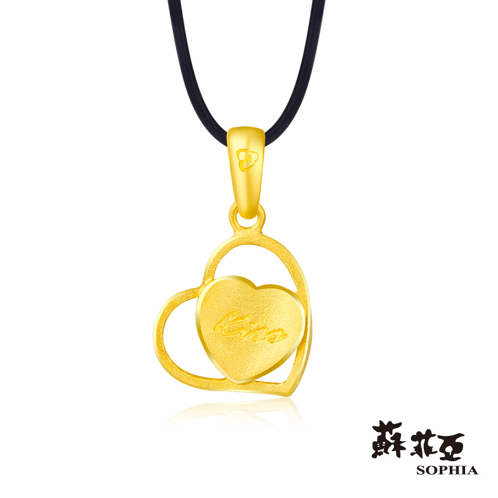 蘇菲亞SOPHIA - G LOVER系列羅曼史黃金項鍊