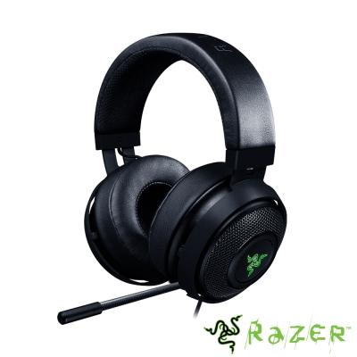 Razer Kraken 7.1 V2 Oval 耳機 (黑)