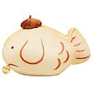 Sanrio SANRIO明星裝扮和菓子系列mochi mochi造型包(布丁狗鯛魚燒)