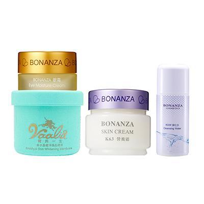 Bonanza 寶藝 戰勝肌齡養護組-營養霜30g+眼霜10g