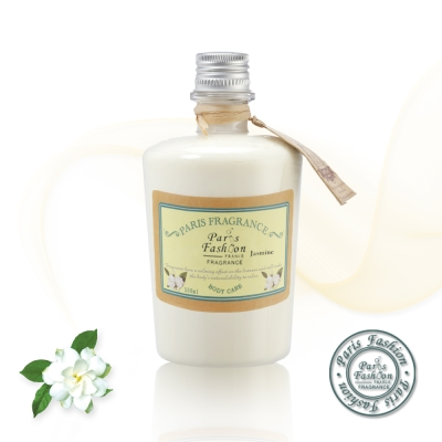 《paris fragrance巴黎香氛》茉莉香氛體乳-250ml