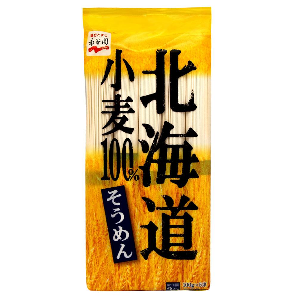 永谷園 北海道小麥素麵(500g)