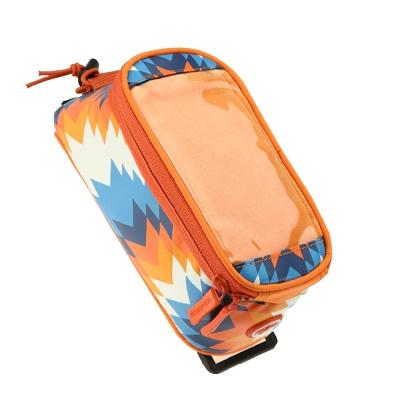 PUSH!自行車用品 加大碼自行車前置物袋 手機袋 工具袋可裝5.7吋屏手機A60
