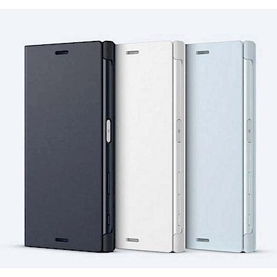 Sony Xperia  X Compact 原廠專用可立式時尚保護套 SCSF...