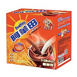 阿華田巧克力麥芽三合一(31gx24入)