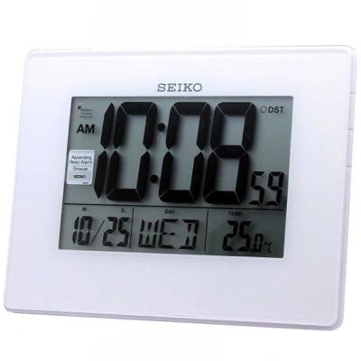 SEIKO 精工 數位式桌/掛鬧鐘