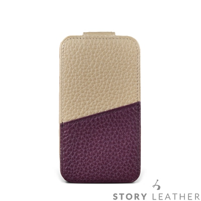 SONY XZs / XZ Premium PDA上蓋拼皮夾層 客製化皮套