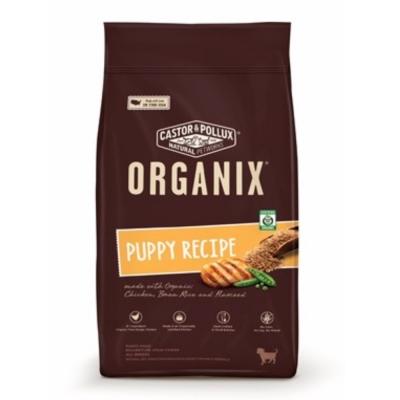 ORGANIX歐奇斯-幼母犬有機飼料5.25磅