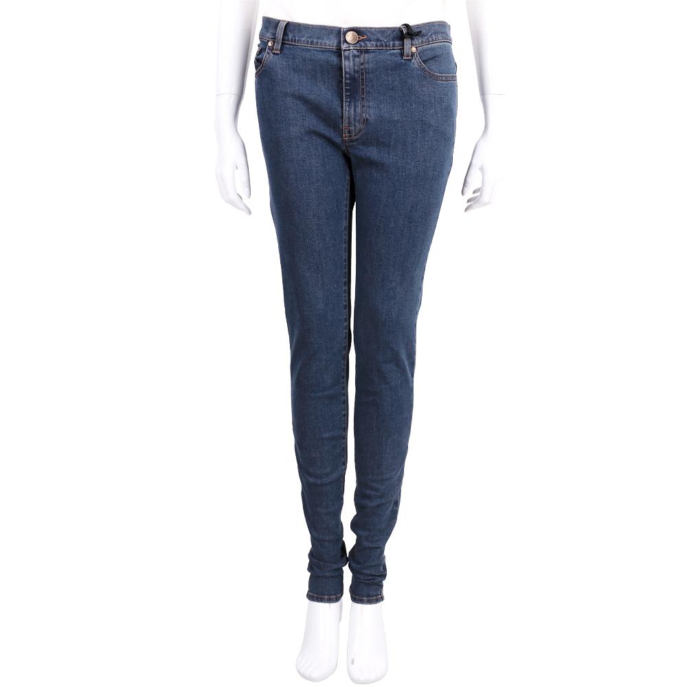 RED VALENTINO 藍色窄管牛仔褲