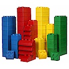 LEGO 樂高 得寶幼兒Education 軟積木組 45003