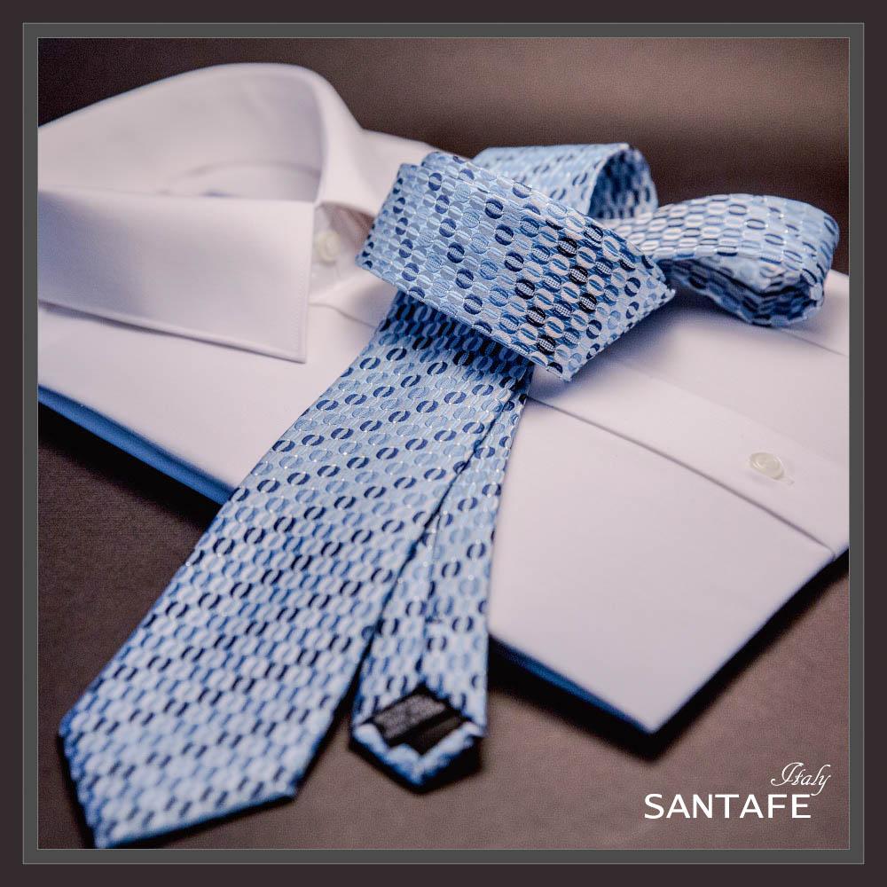 SANTAFE 韓國進口中窄版7公分流行領帶 (KT-188-1601004)