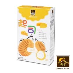 烘焙客 無蔗糖起司餅乾(120g)
