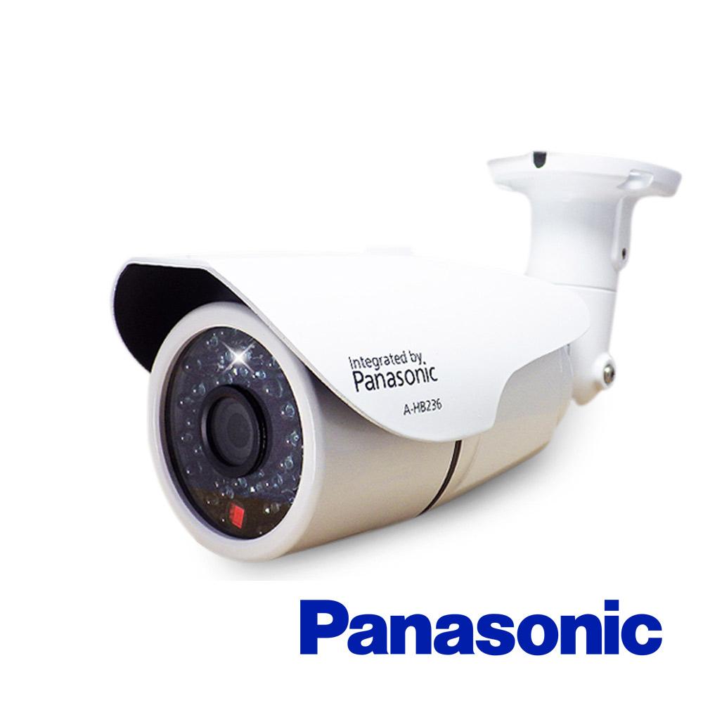 國際牌Panasonic (A-HB236)日夜兩用類比2百萬畫素 1080p 戶外槍型攝