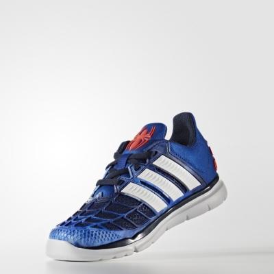 adidas-MARVEL-SPIDER-MAN-孩童-跑步鞋-AQ3782