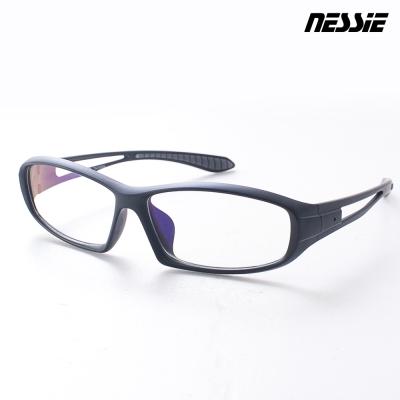 Nessie 尼斯眼鏡 濾藍光眼鏡 側遮罩 消光黑