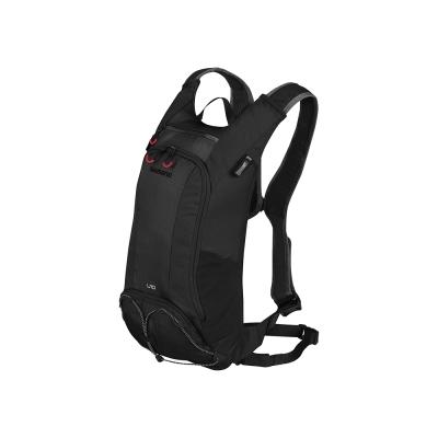 SHIMANO UNZEN 登山車後背包-無水袋 10L 黑色