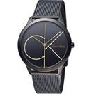 Calvin Klein minimal 大ck簡約時尚腕錶(K3M214X1)40mm