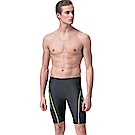 沙兒斯 泳裝 對稱紋飾七分男泳褲