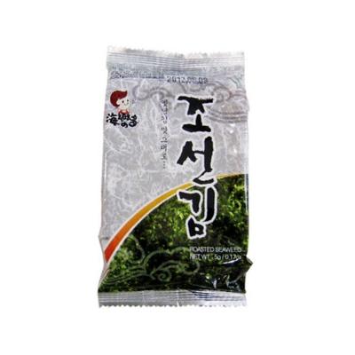 韓味不二 海樂多美味海苔-原味(5gx12入)