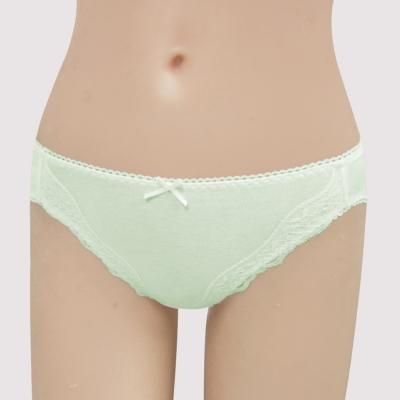 曼黛瑪璉-Marie Q  低腰三角內褲M-XL(嫩芽綠)