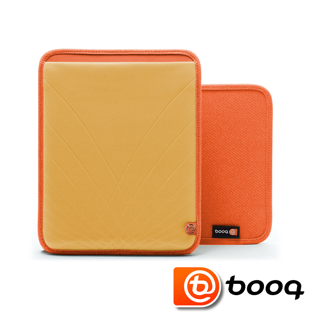 Booq Boa skin XS iPad 專用保護套 - 橘黃色