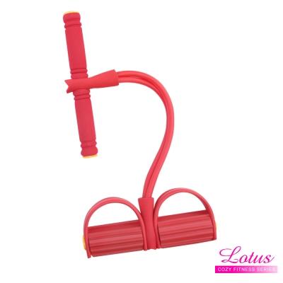 彈力繩 魔力健身纖腰彈力繩-紅色