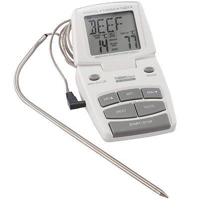 Master 肉類熟度測試溫度計