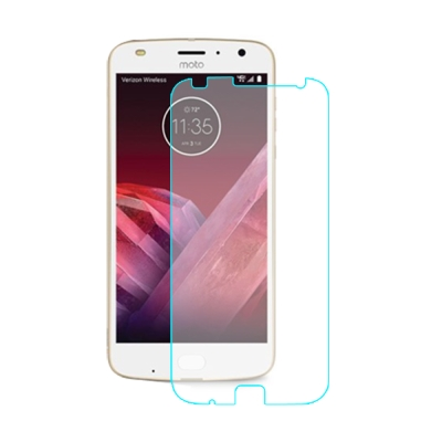 【SHOWHAN】Motorola Z2 Play 9H鋼化玻璃貼疏水疏油高清抗指紋