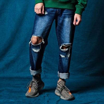 CACO-301-重磅刀割長褲-男【MNA103】