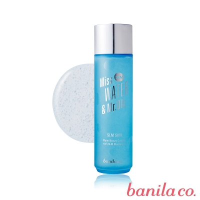 banila co. 肌膚完美約會 補水平衡SLM化妝水 180ml