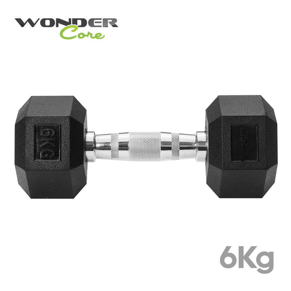 Wonder Core 六角健身啞鈴 (6kg)
