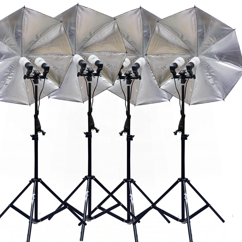Paniko恆亮光源攝影棚四燈組(A2000)