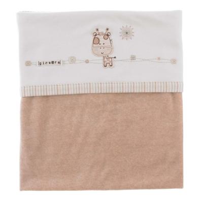 英國Natures Purest天然有機棉-棉絨雙面毛毯(OASS0070420)